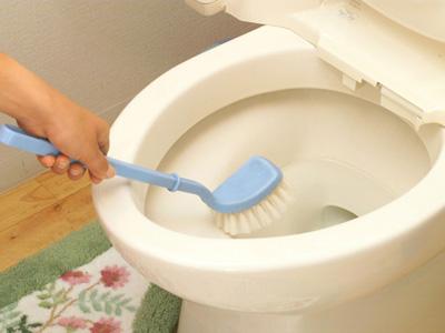 トイレ クリーニング
